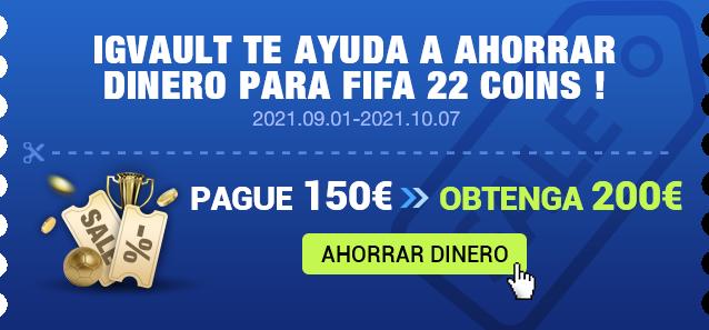 FIFA22 Cash Vouvher
