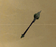 Toxic staff (uncharged)